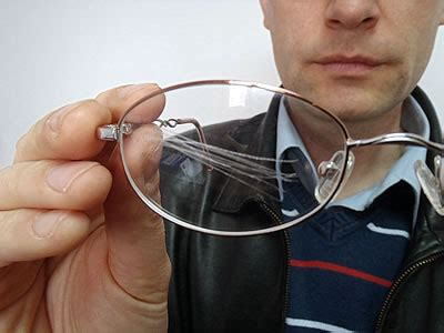 eyeglass scratch remover to use or not?