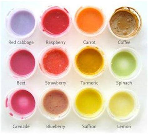 Scared of FD& C Yellow 5? Natural alternatives to food coloring!   Portland Kids Calendar