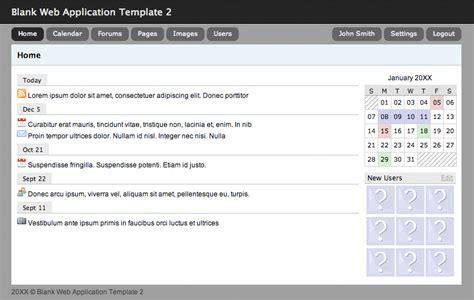jekyll empty layout blank web application 2 single column fixed layout by