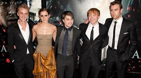 emma watson and daniel radcliffe 2017 20 years of harry potter here s what daniel radcliffe