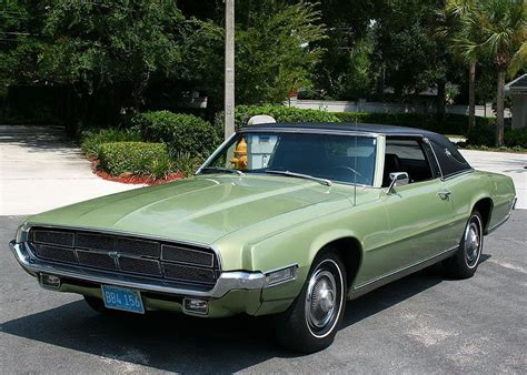 1969 Ford Thunderbird by My 1st Car 1969 Ford Thunderbird Coupe Classic Chevy