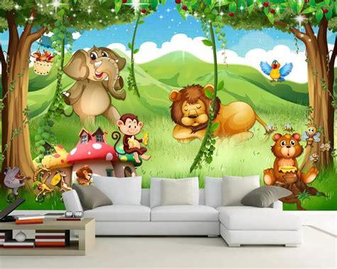 beibehang custom kindergarten background