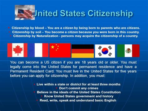 Can You Become A Us Citizen With A Criminal Record Citizenship In The World Merit Badge Ppt