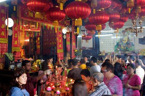 new year celebration in penang malaysian events and festivals