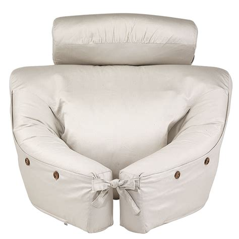 bed pillow with arms for reading bedlounge 174 pillow pillow headrest levenger