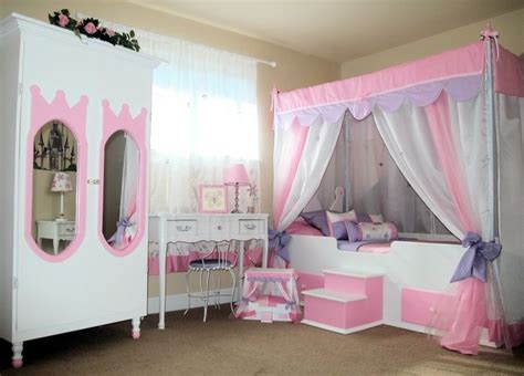 girls canopy bedroom set kids furniture extraordinary toddler girl canopy beds