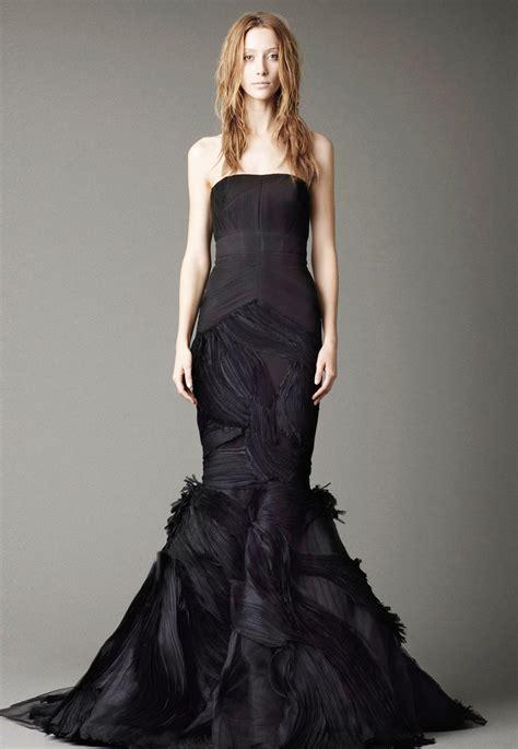 imagenes de vestidos de novia negro vestidos de novia en color negro vai ay