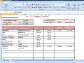 Free wedding planner templates best business template