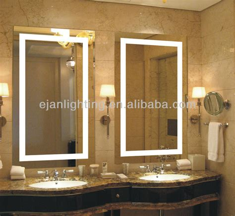 hotel bathroom mirrors hotel bathroom mirrors ce ip44 hotel bathroom mirror