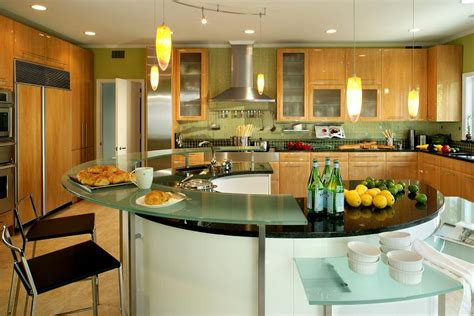 open kitchen designs with island kitchens in today s open concept home