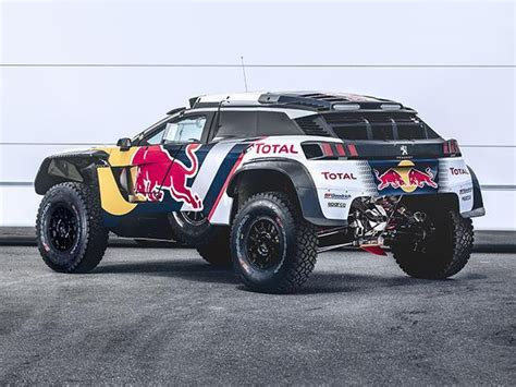 peugeot dakar the 2018 dakar with the team peugeot total
