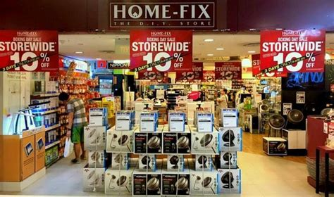 home fix home improvement and hardware stores in singapore