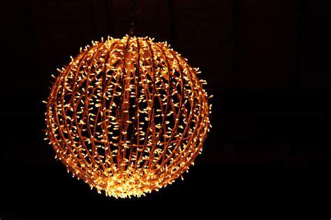 weihnachtskugeln mit licht light balls decorating
