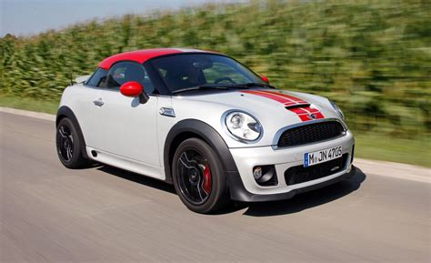 mini cooper coupe s jcw reviews mini cooper coupe s jcw price photos and specs car and
