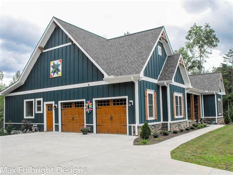 garage plans with porch one story craftsman house plans with porches rambler