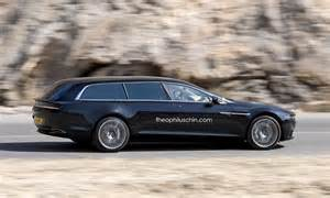 Aston Martin Lagonda Wagon New Aston Martin Lagonda Gets Turned Into Shooting Brake