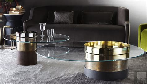 Gallotti Radice by Gallotti Radice Haumea Coffee Table By Massimo Castagna