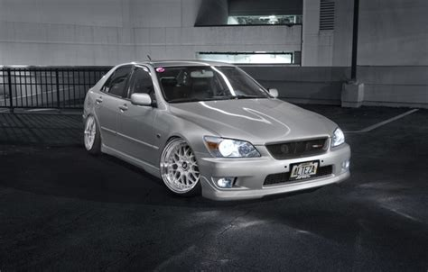 lexus altezza stock wallpaper as200 is300 height wheels front stock