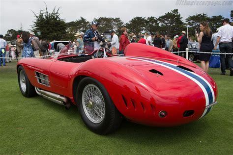 maserati 350s maserati 350s chassis 3502 2014 pebble beach concours d