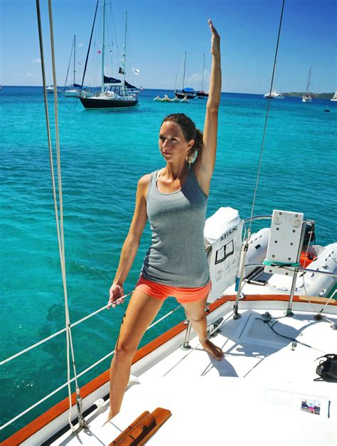airbnb sailing boat croatia yoga onboard matt jessica s sailing page