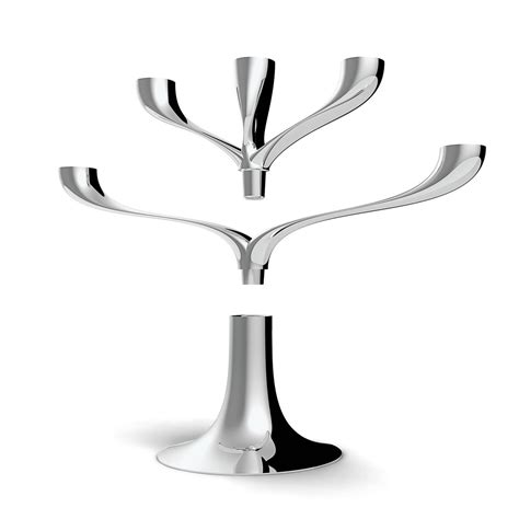 candelabra candle candelabra candle holder by philippi in the shop