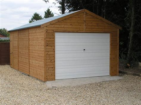 Garages By Custom Made Wooden Buildings | garages by custom made wooden buildings