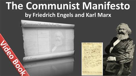 Manifesto Partai Politik Karl Marx the communist manifesto audiobook by friedrich engels and karl marx