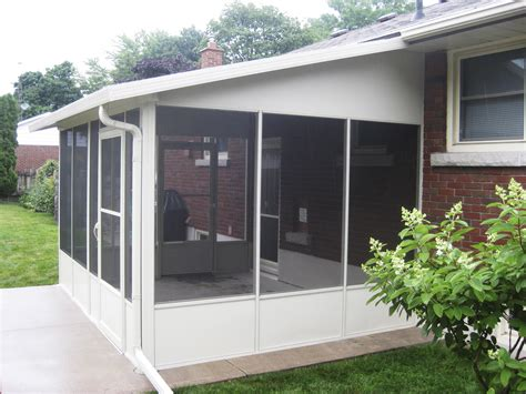 screened in patios chicago screened in patio contractor