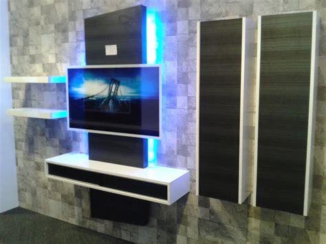 Kabinet Tv Lekat Dinding Rumah Comel Kami Kabinet Tv