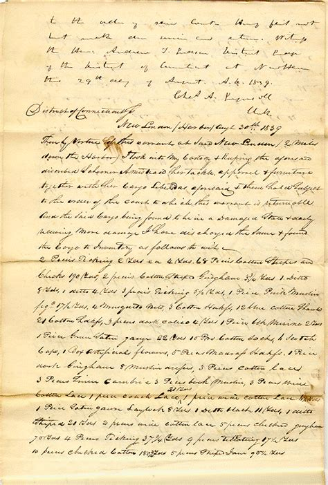 Amistad Essay by The Amistad National Archives
