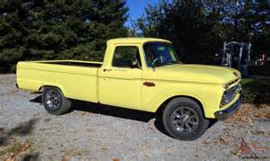 1966 ford f 250 truck 66 65 one owner bitcoin