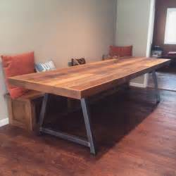 Diy Conference Table Diy Wood Pallet Conference Table 101 Pallets