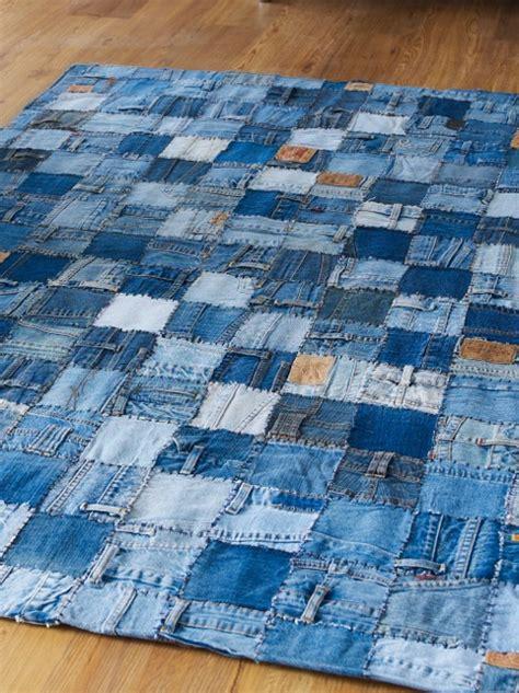 Blue Chevron Duvet Conhe 231 A 25 Maneiras De Reaproveitar Cal 231 As Jeans Velhas