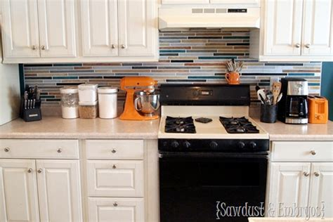 Painted Kitchen Backsplash Ideas Diy Kitchen Ideas Easy Kitchen Ideas Houselogic Kitchen Idea