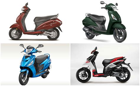 best honda scooter best scooters in india honda activa tvs jupiter yamaha
