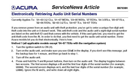 security system 2005 acura tl user handbook acura legend fuel pump replacement acura free engine image for user manual download