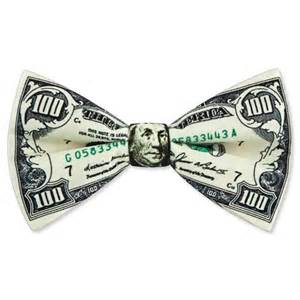 Bow Tie Origami Dollar Bill - best photos of money paper bows how to make bows out of