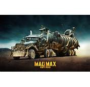 Mad Max Fury Road Trailer Wallpapers