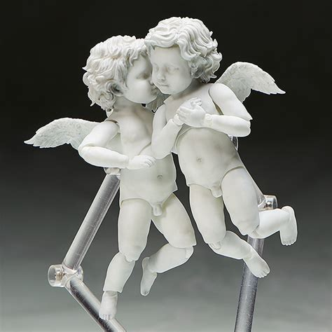 angel sculptures figma angel statues