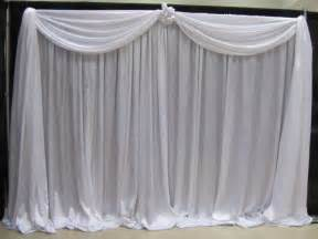 how to pipe and drape pipe and drape on wedding stage wedding stage