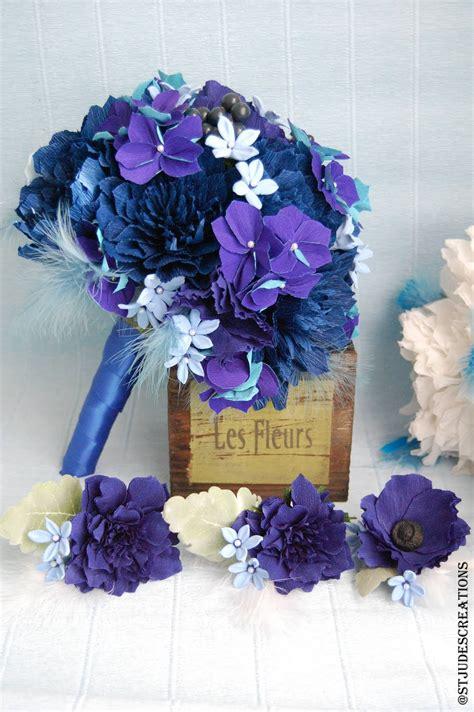 amies blog royal blue wedding decorations