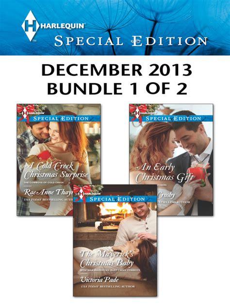 2013 holiday gift guide for newlyweds pittsburgh luxury harlequin special edition december 2013 bundle 1 of 2 a