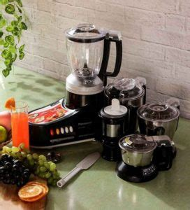 Panasonic Blender Mixer Grinder Mx Ac400 Diskon best mixer grinder in india reviews comparison table buying guide 2017