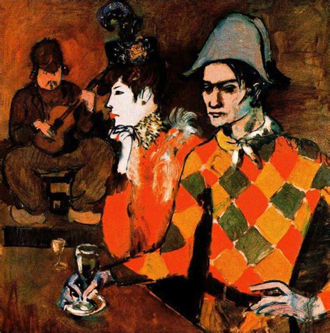picasso paintings cost harlequin with glass 1905 by pablo picasso