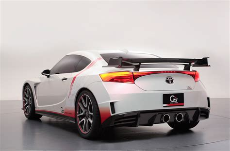 toyota sports toyota to reveal its ft 86g sports concept at aims 2010
