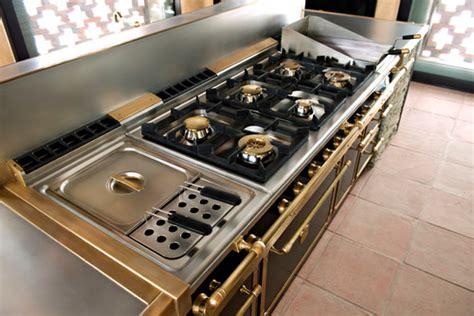 piani cottura semiprofessionali cucina professionale per uso domestico