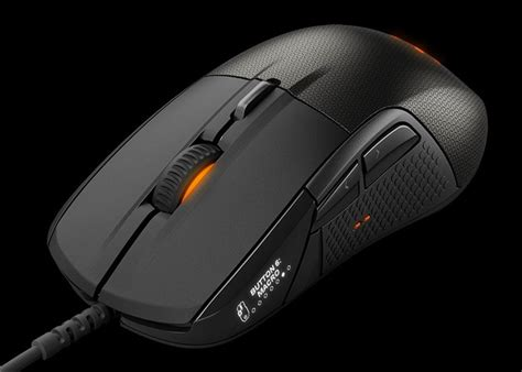 Mouse Steelseries Rival 700 steelseries rival 700 modular gaming mouse equipped with lcd screen geeky gadgets
