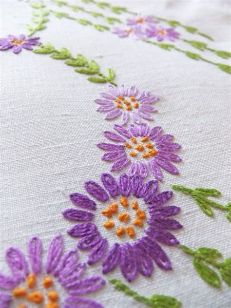 embroidery design for table cloth large embroidered tablecloth hand embroidered tablecloth