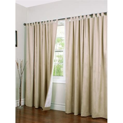 weathermate curtains commonwealth weathermate 84 quot tab curtain panel in khaki