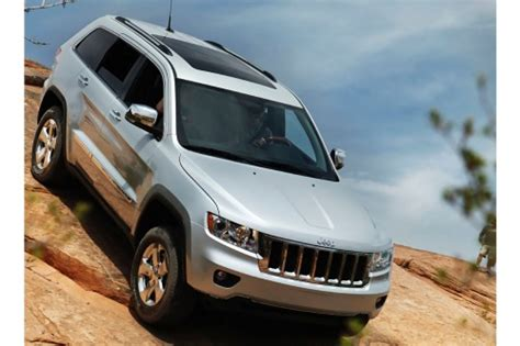 2013 Jeep Grand Ground Clearance 2013 Jeep Grand Towing Capacity Specs View